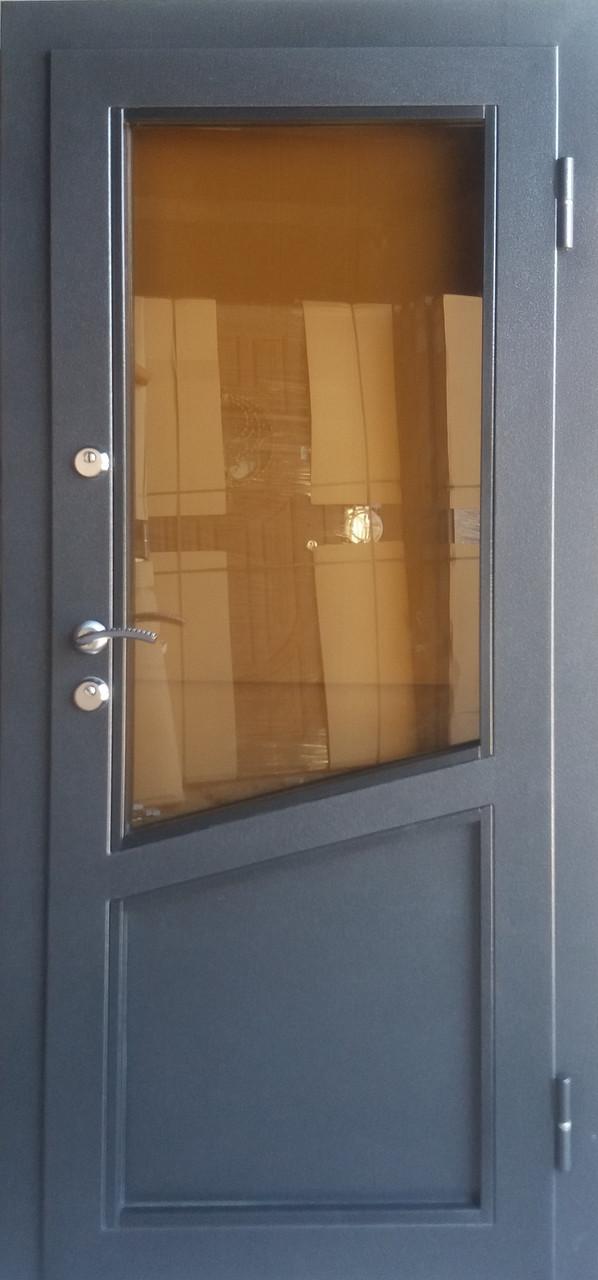 Двері метал з двох сторін