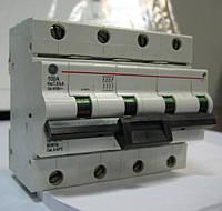 Автоматический выключатель 4р 100А General Electric