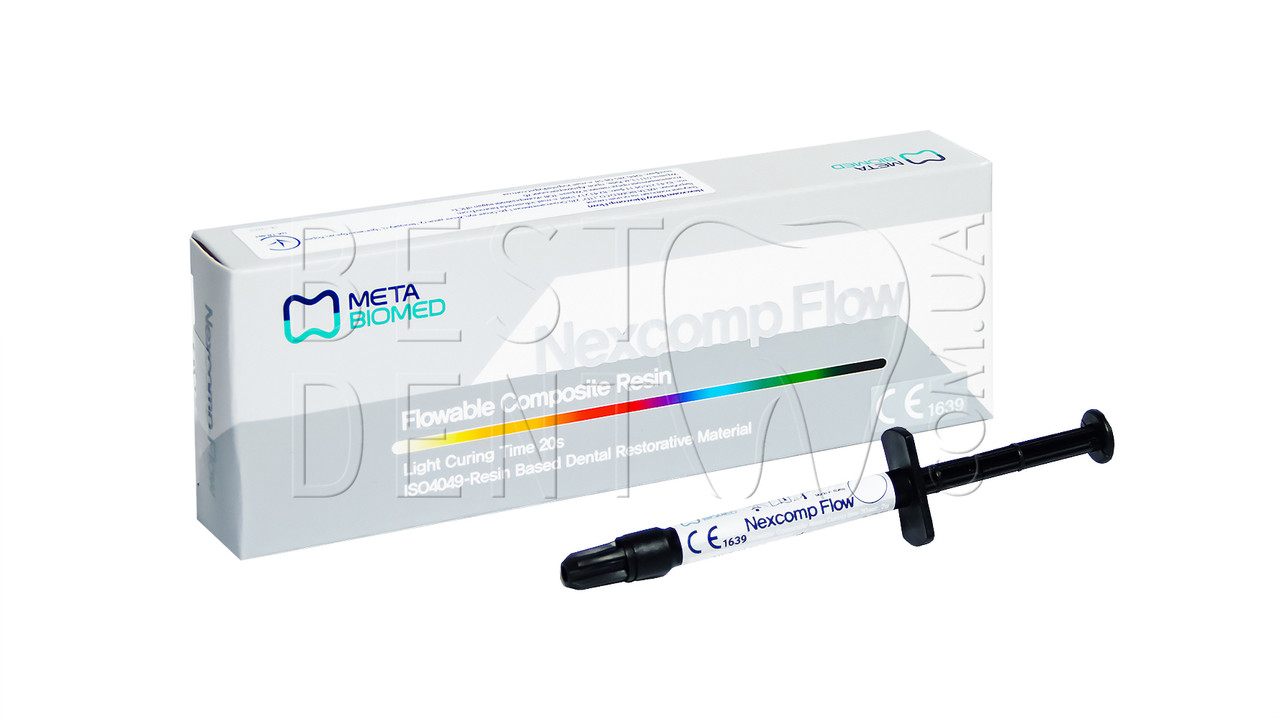 Nexcomp Flow A2 шприц 2г.