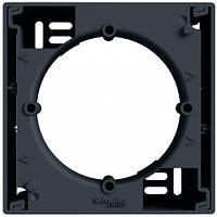 Коробка для зовнішнього монтажу антрацит Schneider Electric серія Asfora