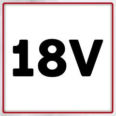 Аккумуляторные шуруповёрты (18V)