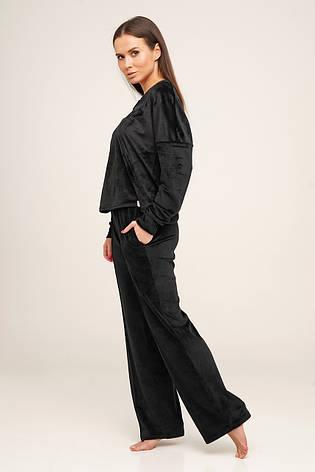 Велюровий костюм штани і футболка TM Orli, фото 2