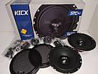Колонки Kicx STC 6.2 компонентна (165мм), фото 2