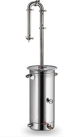 Дистиллятор AquaGradus ДеЛюкс - комплект 100 литров