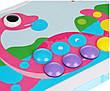 Конструктор мозаїка болтовою з шуруповертом Puzzle Creative 4 в 1 193 деталі, фото 2