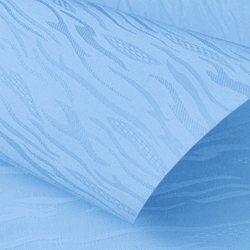 Рулонні штори Lazur. Тканинні ролети Лазур (Ван Гог) Голубой 2074, 33