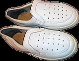 Професійне взуття для кухарів, фото 3