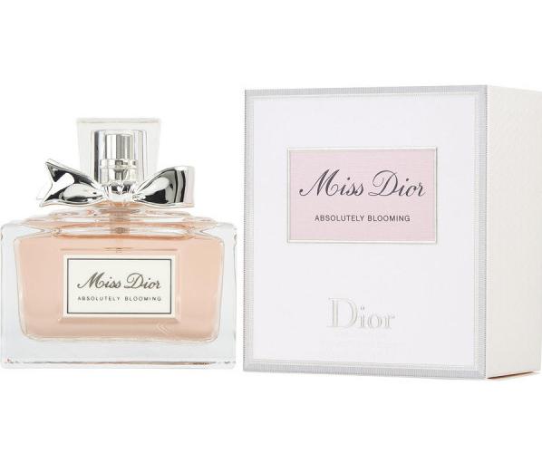 Женская парфюмированная вода Dior Miss Dior Absolutely Blooming 100 мл