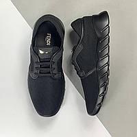 Кроссовки от Fendi мужские (Фенди) арт. 72-03, фото 1