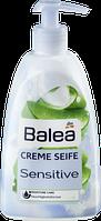 Жидкое крем-мыло для чувствительной кожи с дозатором Balea Sensitive