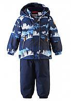 Зимний комплект для мальчика Reima Ruis, размер 98