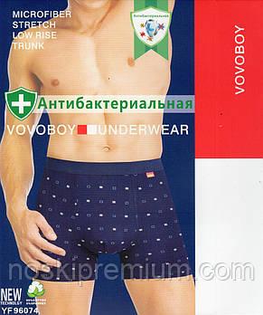 Трусы мужские боксеры хлопок Vovoboy, размеры XL-4XL, 96074