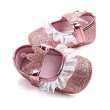 Туфельки-пинетки для девочки 13см,12см,11см