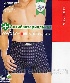 Трусы мужские боксеры хлопок Vovoboy, размеры XL-4XL, 96080