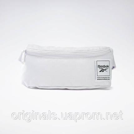 Сумка на пояс Reebok Workout Ready Waist Bag GM5877 2021, фото 2
