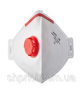 Респиратор БУК-3К FFP3 с клапаном (50 ПДК)