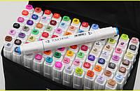 Видеообзор! Маркеры TouchFive ОРИГИНАЛ 80 цветов для рисования, для скетчинга, профессиональные, спиртовые