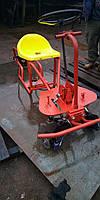 Адаптер для мотор сич  АКМ-2 Титан Ширина колеи 70 см Без колес