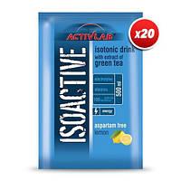 Изотонический напиток ActіvLab ISO ACTIVE  (20sachets x 31,5g)