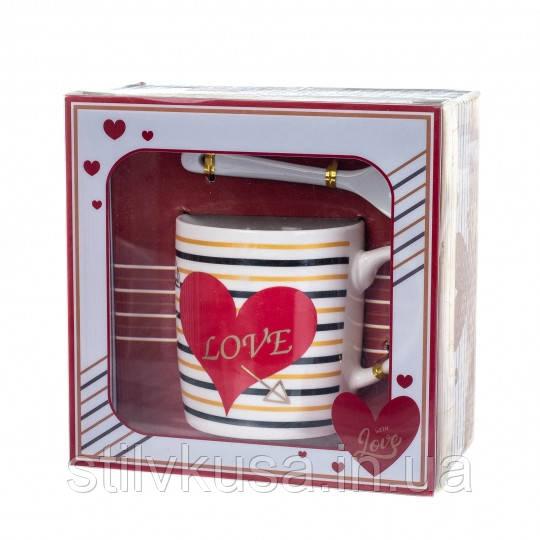 Чашка Love, 150 мл. Рандомный выбор дизайна