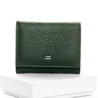 Зеленый женский кошелек Classic кожа DR. ND WS-6, фото 1
