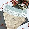 Подарочный набор женский трусики 3 шт + носки, фото 3