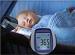 Инфракрасный электронный термометр бесконтактный BTM, фото 6