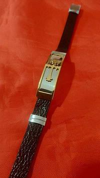 120 Мужские браслеты, украшения из кожи со сталью оптом в Одессе на 7 км.