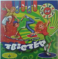 Игра для всей семьи ТВИСТЕР, 6+