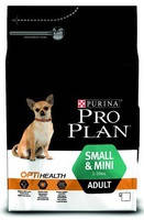 Purina ProPlan Adult Small&Mini Chicken 3 кг.