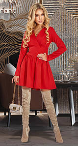 Платье MF234 Красное S