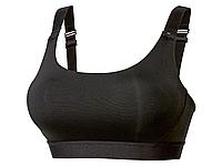 Спортивний жіночий топ Crivit (розмір S) чорний, фото 1