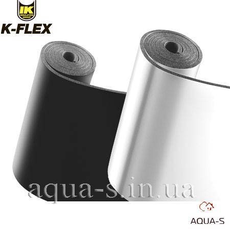 Теплоизоляция в рулоне K-Flex ST AD 10x1000 мм. каучуковая самоклеящаяся (Италия)
