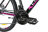 """Велосипед для дівчинки підлітка Crosser Girl 24"""" (рама з алюмінію), фото 4"""