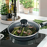 Сковорода з кришкою Maestro MR-1203-24, фото 5