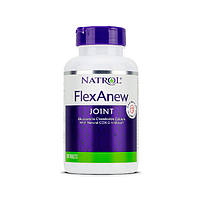 Хондропротектор FlexAnew (glucosamine-chondroitin-calcium) ТМ Natrol / Натрол 120 таблеток