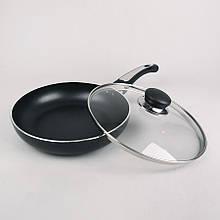 Сковорода з кришкою Maestro MR-1203-28