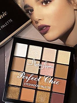 MARIA AYORA 16 Colors Eyeshadow Palette Waterproof Eye Makeup 02