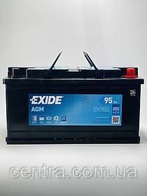 Автомобильный аккумуляторEXIDE 95Ah Start-Stop AGM EK950