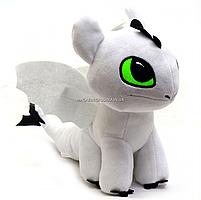 Мягкая игрушка KinderToys «Как приручить дракона?». Любимая игрушка Дракоша Дневное сияние Стефани (00688-3), фото 2