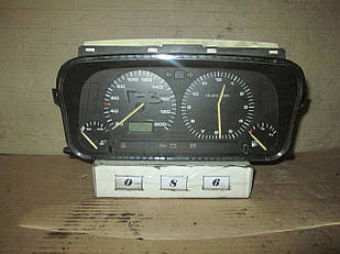 №86 Б/у Панель приладів/спідометр 1H6919033 для VW Golf III Vento 1991-1997