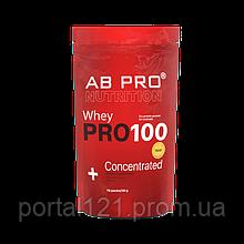 Сироватковий протеїн PRO 100 Whey Concentrated 18 індивідуальних упаковок по 36 г
