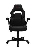 Геймерское компьютерное кресло STRIKE СТРАЙК серый, фото 1