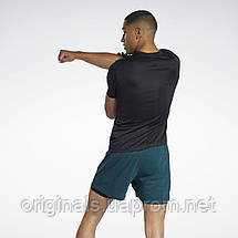 Футболка для бега Reebok Run Essentials Graphic GJ6295 2021, фото 3