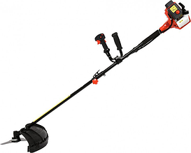 Мотокоса 1.5 кВт/2 л. с., 43 см3, котушка, 3-х лопатевої ніж, плечовий ремінь. INTERTOOL DT-2231