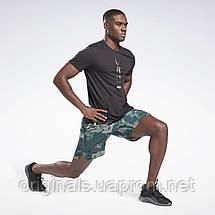 Футболка спортивная Reebok Speedwick Move T-Shirt GJ6365 2021, фото 3