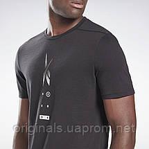 Футболка спортивная Reebok Speedwick Move T-Shirt GJ6365 2021, фото 2