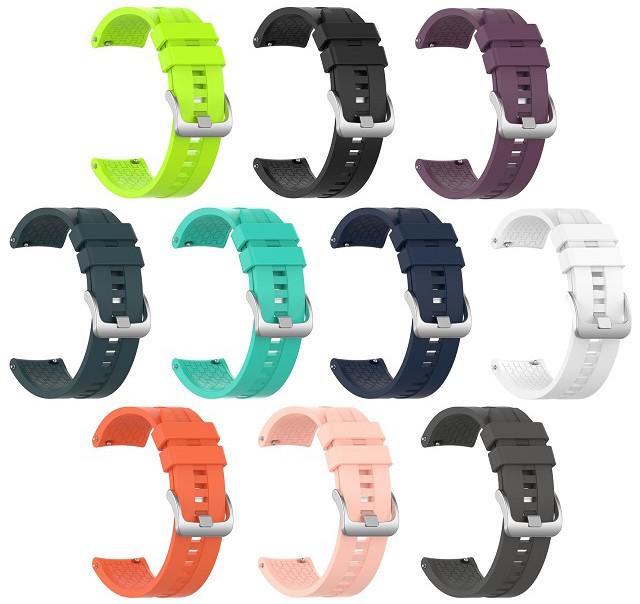Ремешки на умные часы из силикона