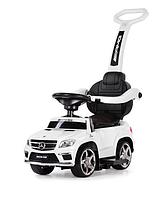 Толокар-каталка детский Mercedes 3в1 Bambi M3186-1