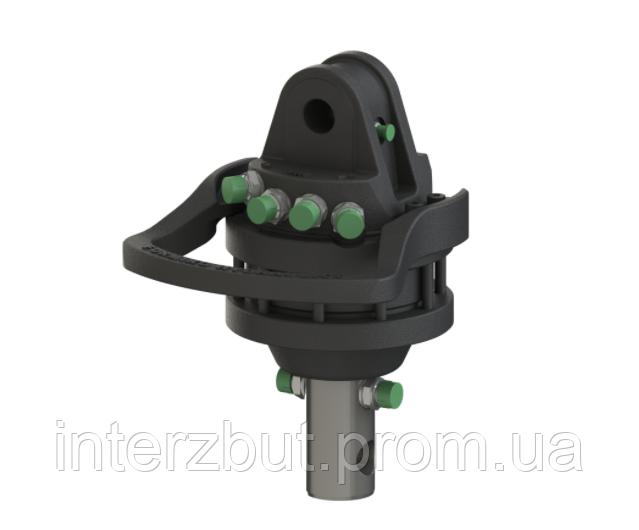 Ротатор гидравлический для грейфера манипулятора 3 тонны FHR 3.000L Латвия FORMIKO Hydraulics